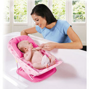 Summer Infant - Deluxe Baby Bather, Pink