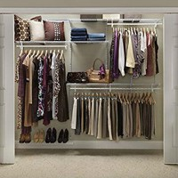 5 x 8 Ft All In One Organizer Kit For Closet