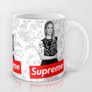 American Horror Story: The New Supreme Mug by dan ron eli