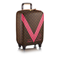 Les collections de Louis Vuitton : Zéphyr 55 Monogram V