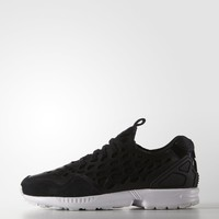 adidas ZX Flux Lace Shoes - Black | adidas US