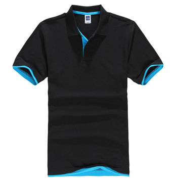 Mens Polo Shirts, Jerseys,  Plus Sizes Available (13 Colors )