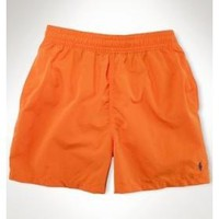 Beauty Ticks Ralph Lauren Chaps Men Pony Shorts Mrlshort069