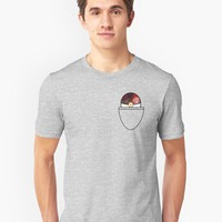 'pokemon sun pokeball' T-Shirt by Cameron Blenton