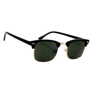 NWT Retro Clubmaster Sunglasses Men Women Shades Louie Vintage Square Frame