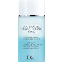 Instant Eye Makeup Remover, 125 mL - Dior Beauty