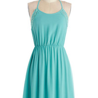 ModCloth Mid-length Racerback A-line Spring Break Breeze Dress