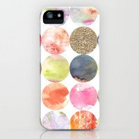 Circles iPhone Case by PrintableWisdom | Society6