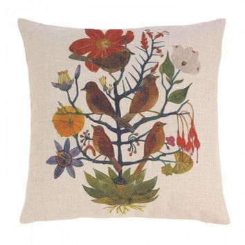 Natural Garden Decorative Pillow