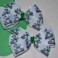 University of Notre Dame Fighting Irish Hair Bows