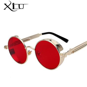 $8.99 Round Metal Vintage Sunglasses UV400 FREE SHIPPING!!!!