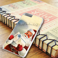 Santa Say Merty Christmas To All iPhone 6 Plus | iPhone 6S Plus Case