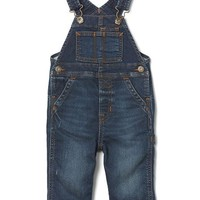 1969 supersoft denim overalls | Gap