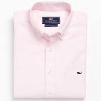 Solid Oxford Tucker Shirt