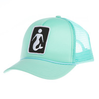 FIN Made - Mermaid Snapback | Seafoam