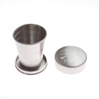 Collapsible Cup - Canoe // 2 oz.