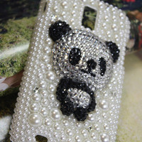 Bear Bling Phone Cases For Motorola Droid X MB810/Verizon Droid X2 X 2 II MB870