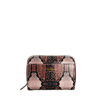Ted Baker | Ted Baker Snake Print Make Up Bag at ASOS