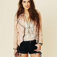 Free People Clothing Boutique > Muubaa Athena Biker Jacket