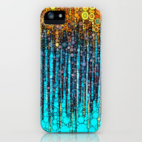 :: Party On :: iPhone Case by GaleStorm Artworks | Society6 #colorful,#abstract, #iPhone, #party, #circles, #fun, #galaxy, #rainbow, #happy