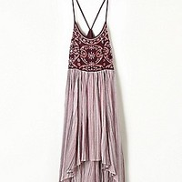 Free People  Zerrin Embroidered Nighty at Free People Clothing Boutique