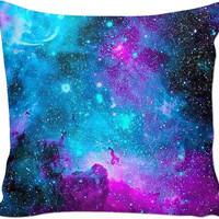 The Galaxy Pillow