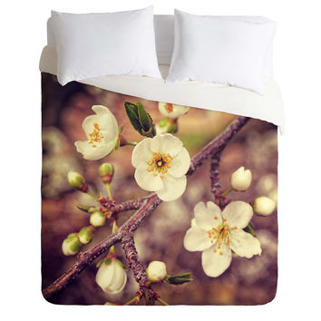Shannon Clark Spring Things Duvet Cover