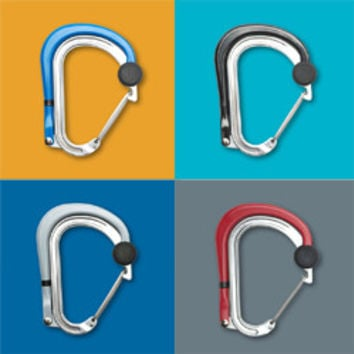 The Qlipter Carabiner & Multifunctional Hook