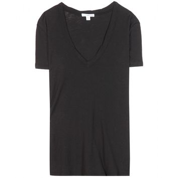 james perse - cotton t-shirt