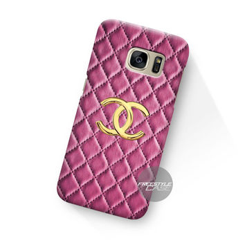 Art Work Chanel Hulle Pink Samsung Galaxy Case Cover Series