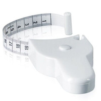 Body Measuring Tape. Stay Healthy. Weight Loss Measure Tape