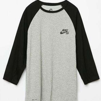 Nike SB Dri-FIT Baseball T-Shirt - Mens Tee