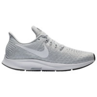 Nike Air Zoom Pegasus 35 - Women's - Women's - Shoes - Nike - Running - Performance Running Shoes - Pure Platinum/White/Wolf Grey/Cool Grey | Lady Foot Locker