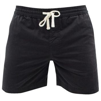 All Days (Drawstring) | Chubbies Dark Khaki Cotton shorts – Chubbies Shorts
