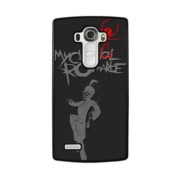 my chemical romance black parade 2 lg g4 case cover  number 1