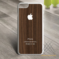 Redwood Burl Real Wood Skin Custom case for iPhone, iPod and iPad