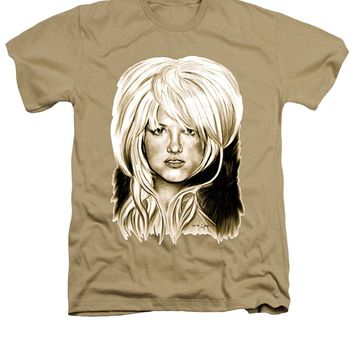 Britney In Antic Heathers T-Shirt