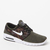 Nike SB Stefan Janoski Max Camouflage Shoes - Mens Shoes - Camo