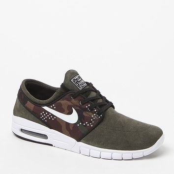 Nike SB Stefan Janoski Max Camouflage Shoes - Mens Shoes - Camo 5d203c381
