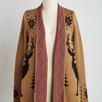 Play a Lodge Part Cardigan