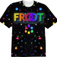 Planet FROOT created by MarryTheSequins | Print All Over Me