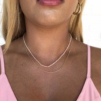 Lovely Youth Gold Layered Necklace