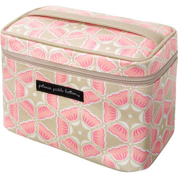 Travel Train Case in Blooming Brixham