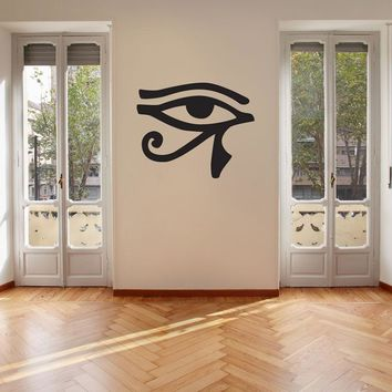 Eye of Horus Wall Decal