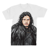 Jon Snow - Game of Thrones T-shirt