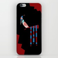 birdie iPhone & iPod Skin by Ia Po