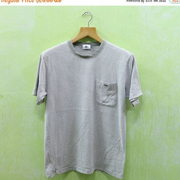 15% SALES Vintage 90s LACOSTE Sport Shirt Short Sleeves Golfer Vintage Fashion Tee T Shirt