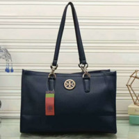 Tory Burch Women Shopping Leather Tote Crossbody Satchel Shoulder Bag G-LLBPFSH