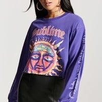 Sublime Graphic Cropped Tee
