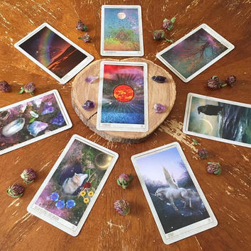 Universal Mind Oracle Deck